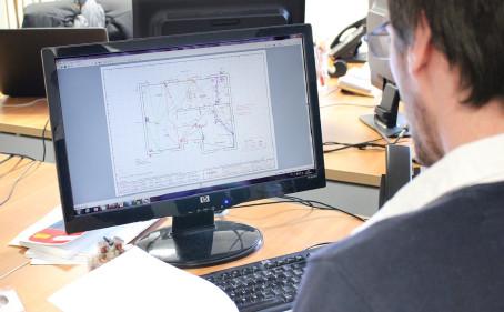 étude pieuvre électrique hydraulique Pro'Fil