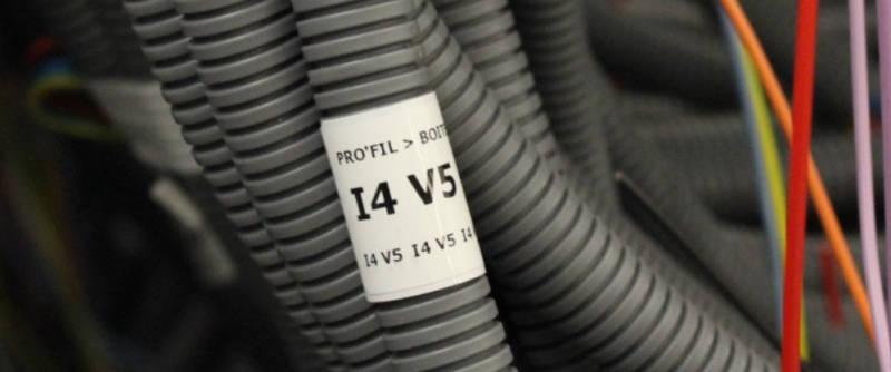société pro'fil pieuvre électrique 6