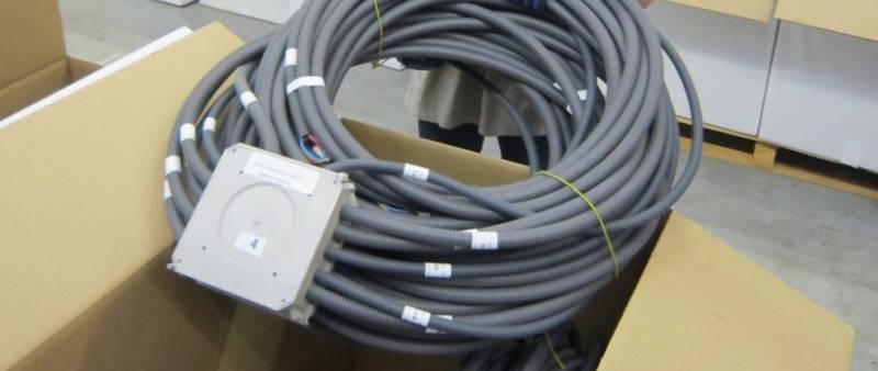 société pro'fil pieuvre électrique 9